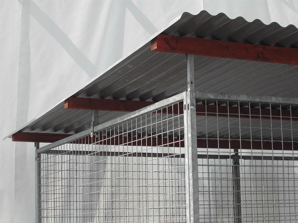 Detail-Dach