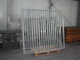 Rohrstabelemente Rohrstabzwinger